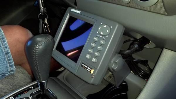 GPS Mount 540c