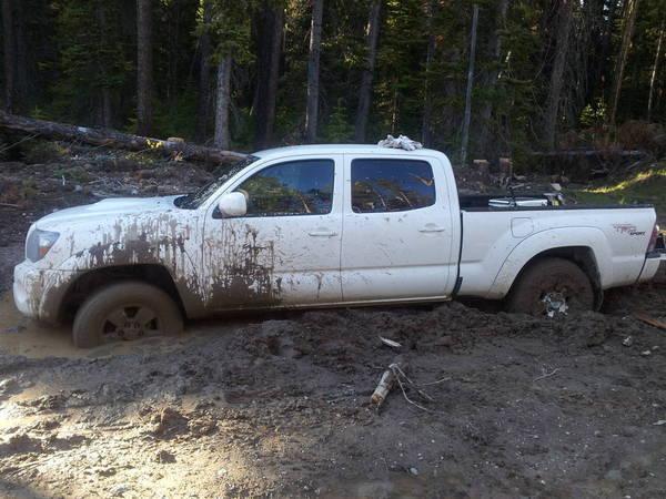 Stuck...