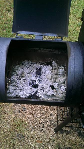 No more Charcoal or Wood