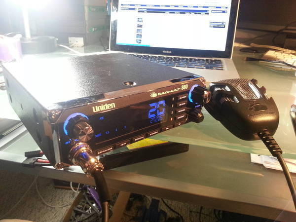 Uniden Bearcat 880 And Magnet Mount Tacoma World Forums