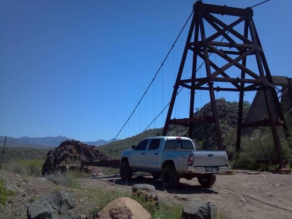 Sheep Bridge AZ
