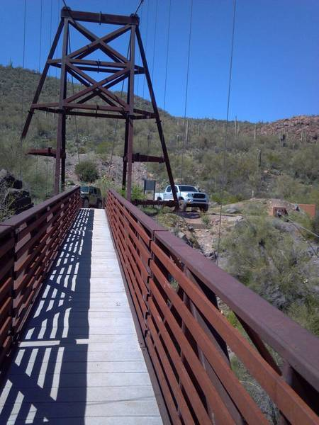 Sheep Bridge AZ