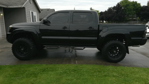 The Blacked Out Tacoma Eye Candy Tacoma World
