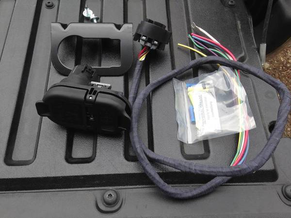 7 pin trailer wire harness 07 tacoma 4/7 pin multi-tow wiring install - tacoma world forums