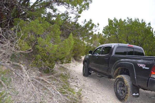TX Trail 5