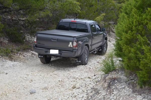 TX Trail 4