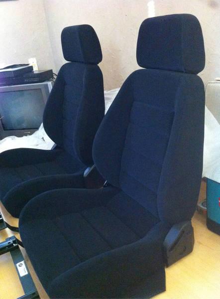 Corbeau Sport Seats W Mounting Brackets For 2nd Gen