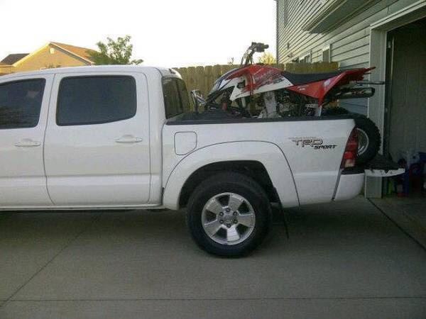 2008 Toyota Tacoma 2WD pre runner SR5 - 16