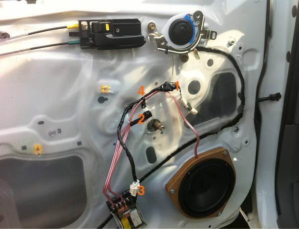2nd gen door panel removal manual windows speaker upgrade tacoma world forums. Black Bedroom Furniture Sets. Home Design Ideas