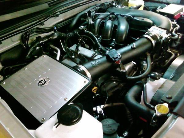 AFE Stage 2 XP Air Intake System