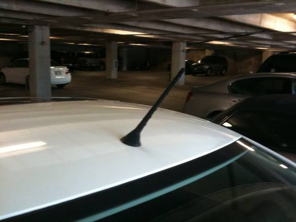 Chrysler Sebring Antenna on my 2000 Jetta TDI