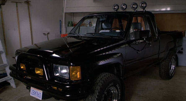 Marty McFly's truck
