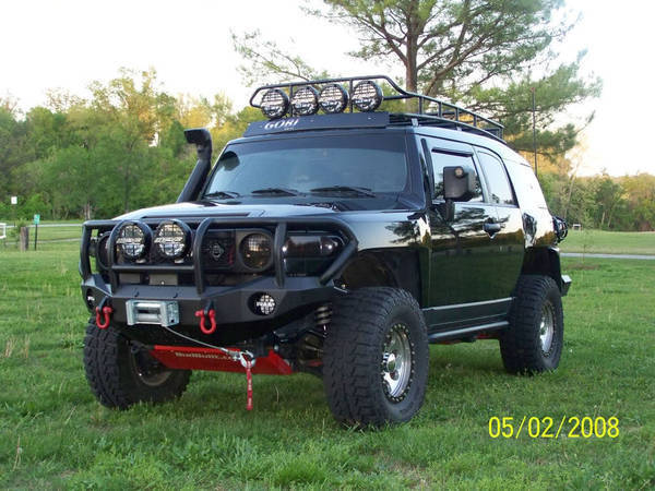 Coolest FJ ever