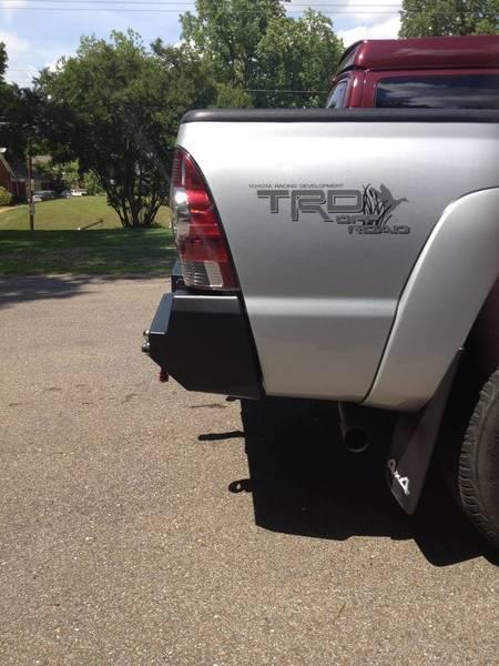 CBI Offroad Trailrider 2.0 Bumper