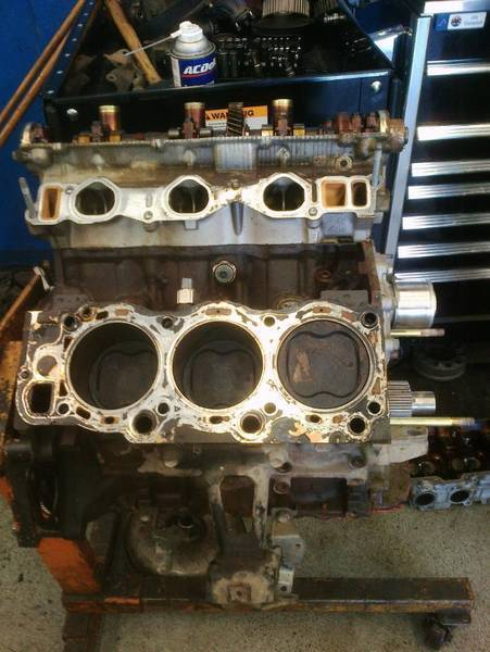 5vz long block to build