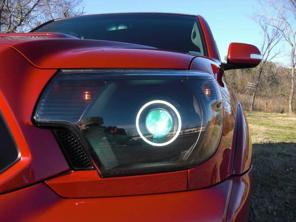 Custom headlights for 2013 Tacoma? | Tacoma World