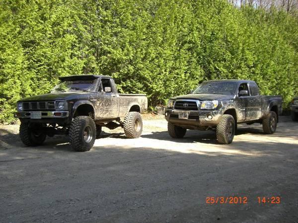 Toy Truck n' My Taco