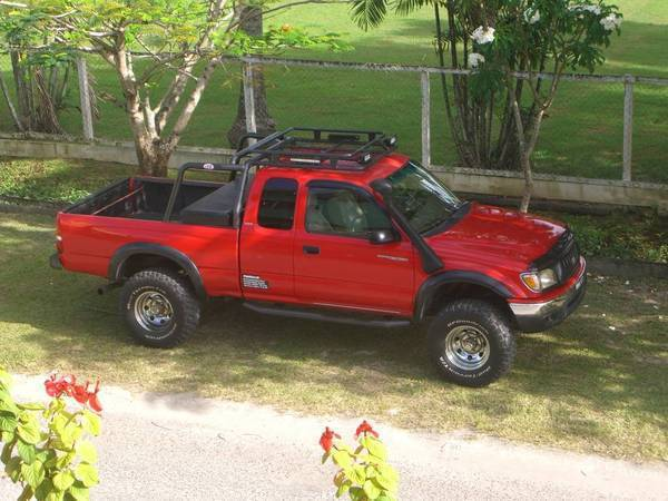 Access Cab Roof Rack Tacoma World Forums
