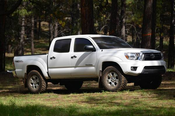 2012 Tacoma Double Cab TRD Off-Road