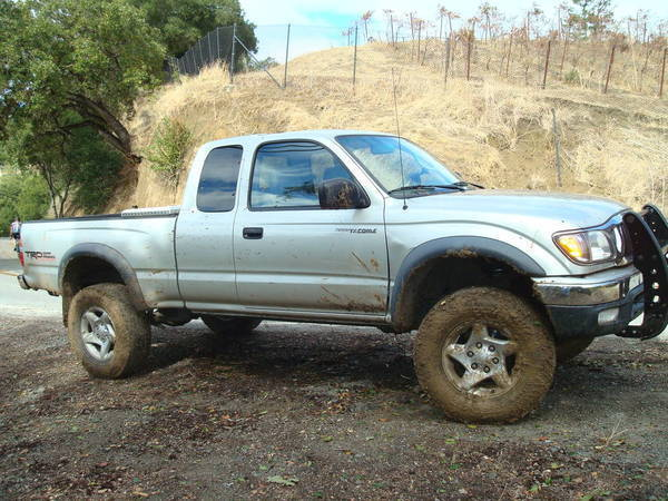Pics of your 1st gen lift? Before and/or after? | Tacoma World