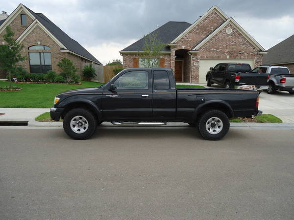 1999 Tacoma 4x4 3.4L 5 speed Xtra Cab