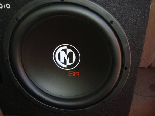"memphis audio 12"" subwoofers"
