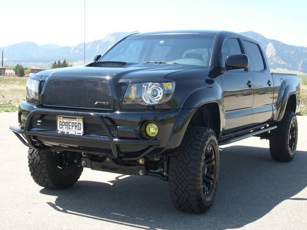 Black Tacoma