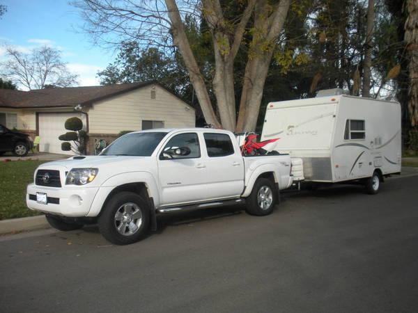 Anyone Towing a Toy-hauler?? | Tacoma World