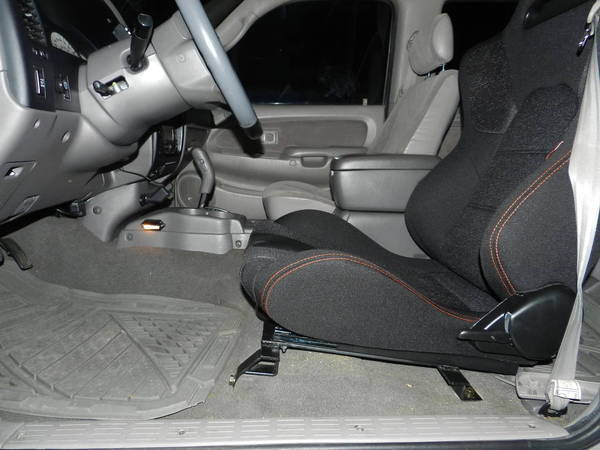 Anyone swap to better bucket seats in their Tacoma? Help! I hate my