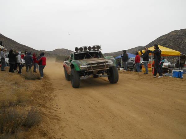 2012 Baja 1000