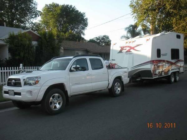 Taco & Toy hauler 1