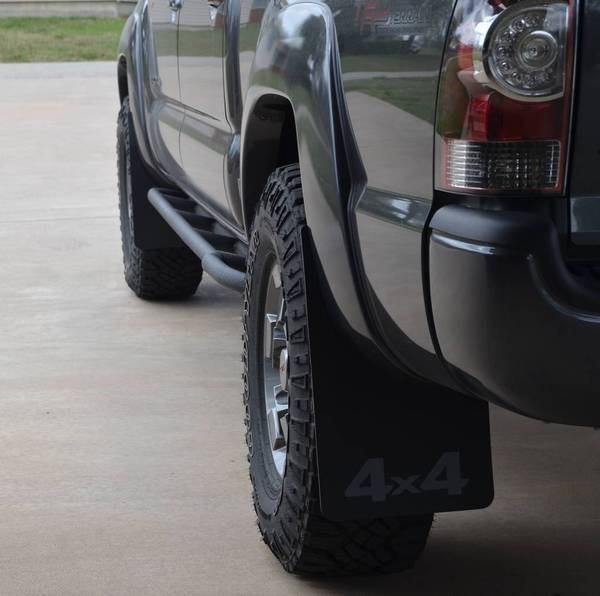 Proven Design Mudflaps Installed