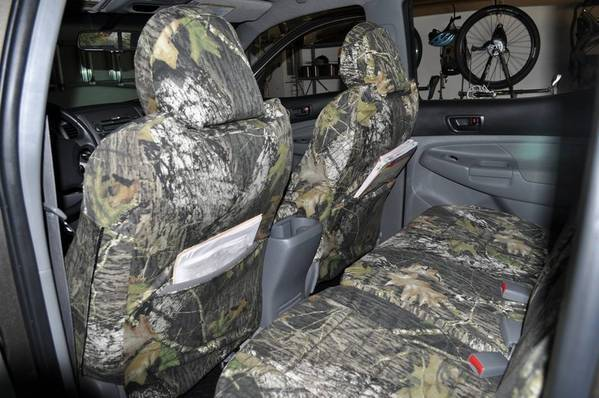 Pleasant 60 40 Bench Camo Seat Covers Tacoma World Cjindustries Chair Design For Home Cjindustriesco