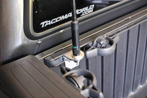 Kenwood Amateur Radio Install Tacoma World