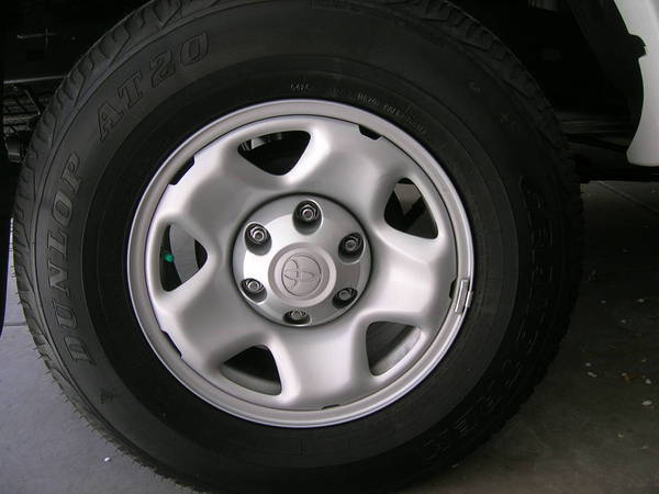 New 2011 Tacoma Wheels and Tires for Sale