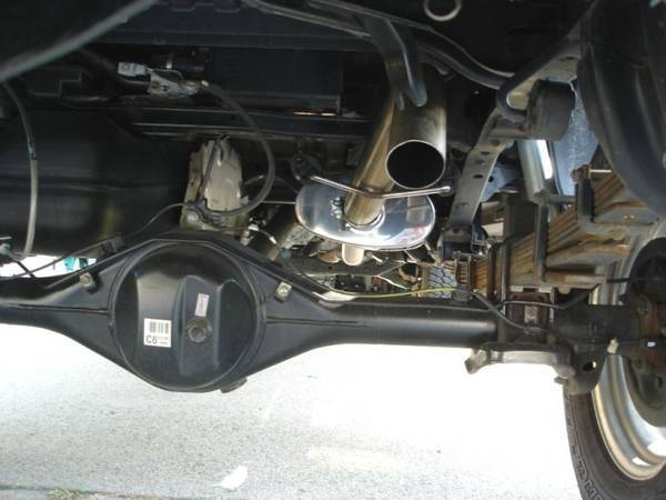 Ford Ranger Exhaust Tip >> tip dumped over axle. pic? - Ford Ranger Forum