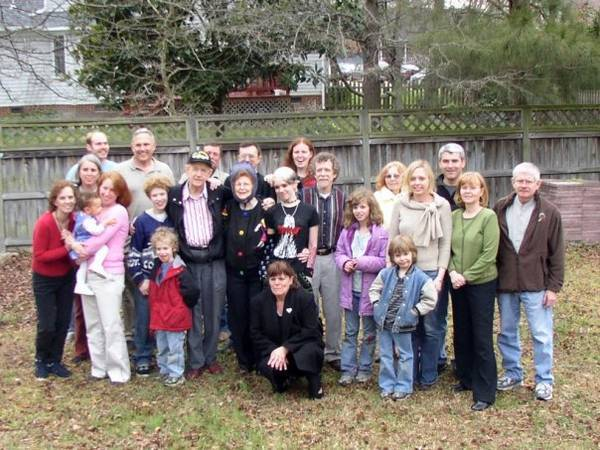 Fenwick Family, Circa 2004