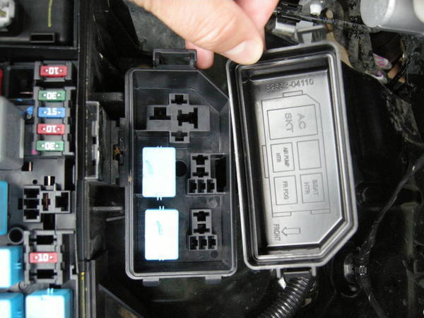 2013 toyota tacoma fuse box 2013 fog light anytime w/ fuse...step by step - page 2 ...