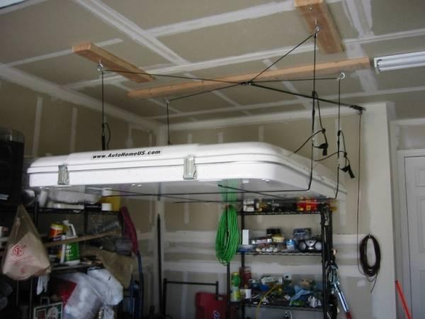 Garage Hoist System