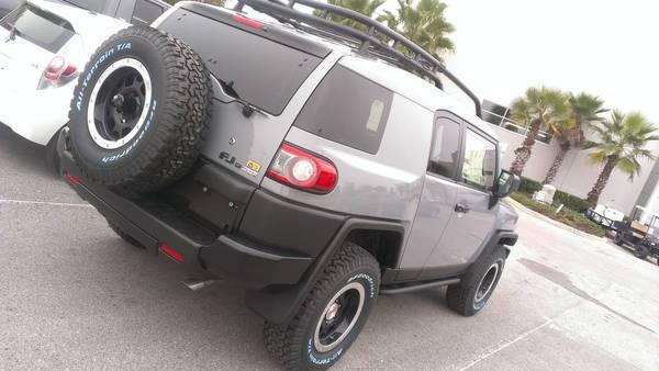 2013 FJ Cruiser Trail Team Edition