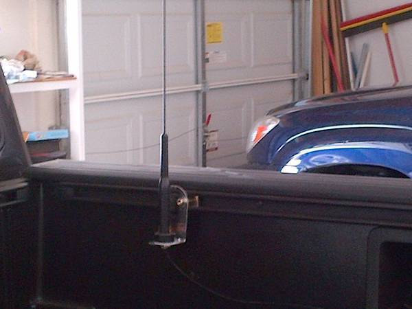 ham radio comet antenna dual band