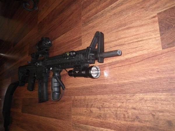 weapon mounted hunting light. Black Bedroom Furniture Sets. Home Design Ideas