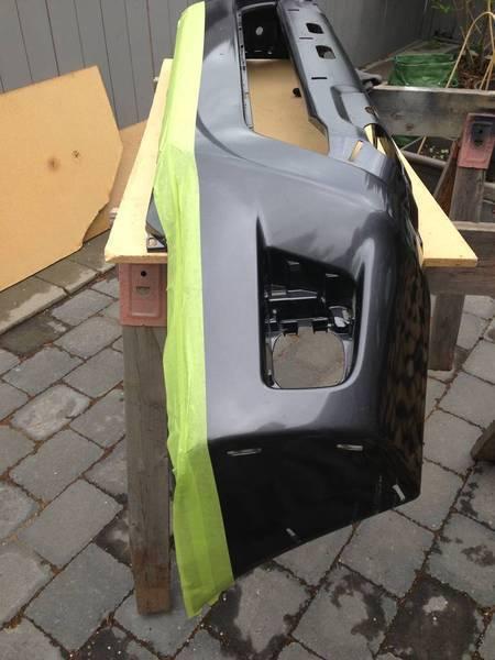 ARB Bumper Install