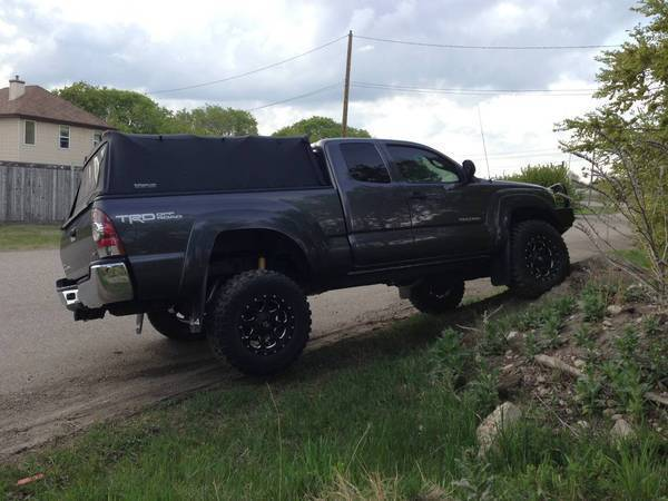 ARB bumper