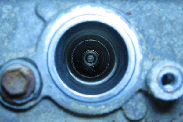 Cylinder #5 misfire diagnostic