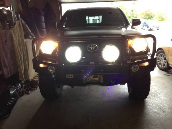 TJM X-ray 220 HID's