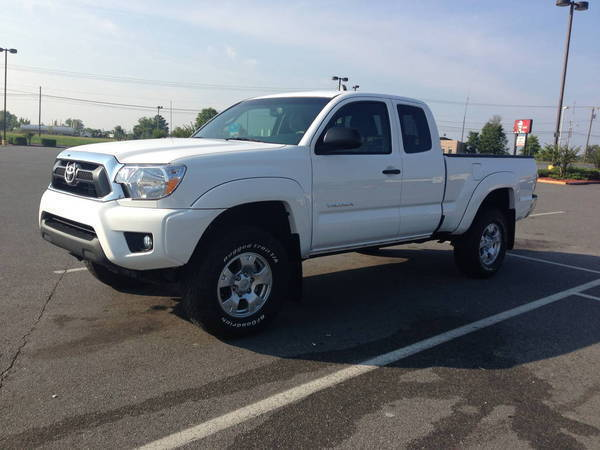2013 TRD AC w/ Supercharger