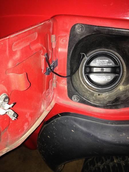 Fuel Door Clip Tacoma World