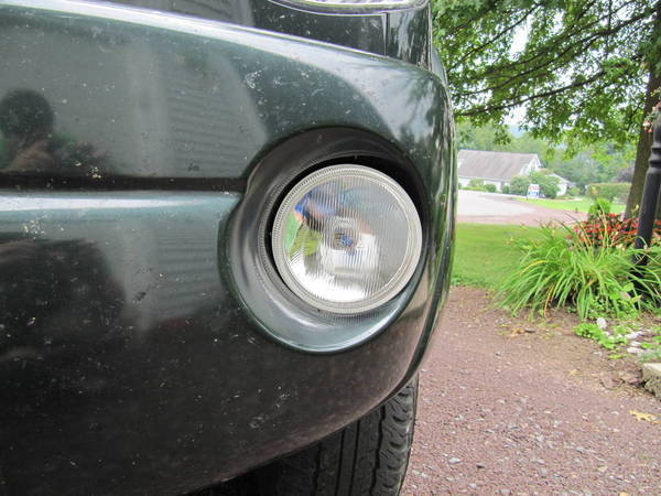 PIAA Fog Light Left Front