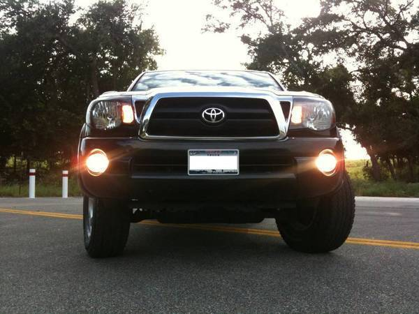 Selling the Tacoma
